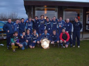 Wilberfoss AFC Team photo