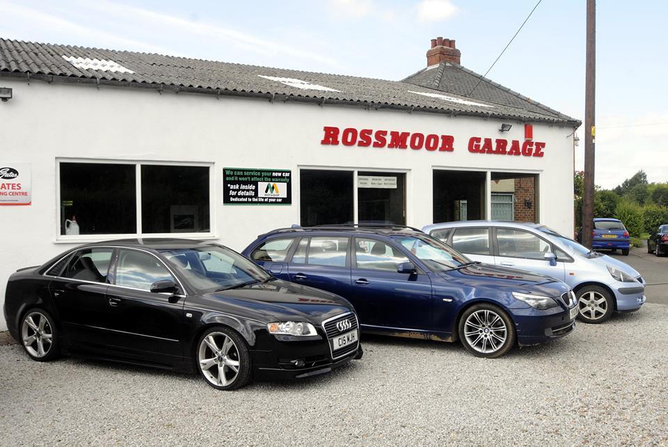 rossmoor garage