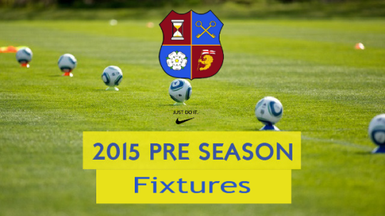 Foss-Pre-Season-Fixtures